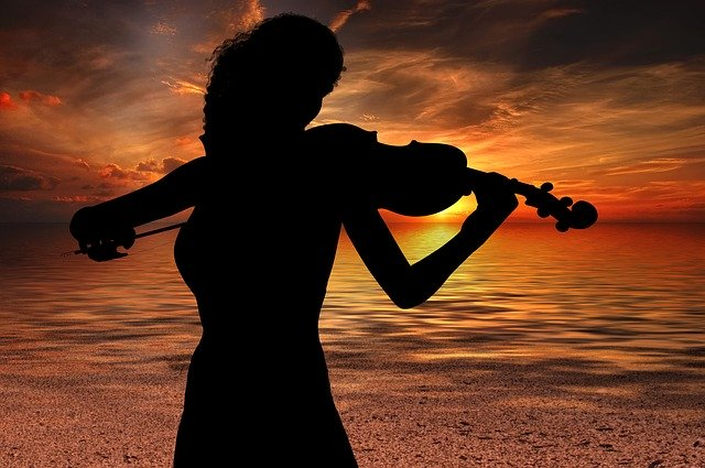 violinist, creativity, purpose